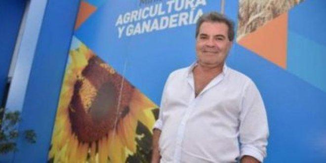 Sergio Busso, ministro de Agricultura y Ganadería de Córdoba