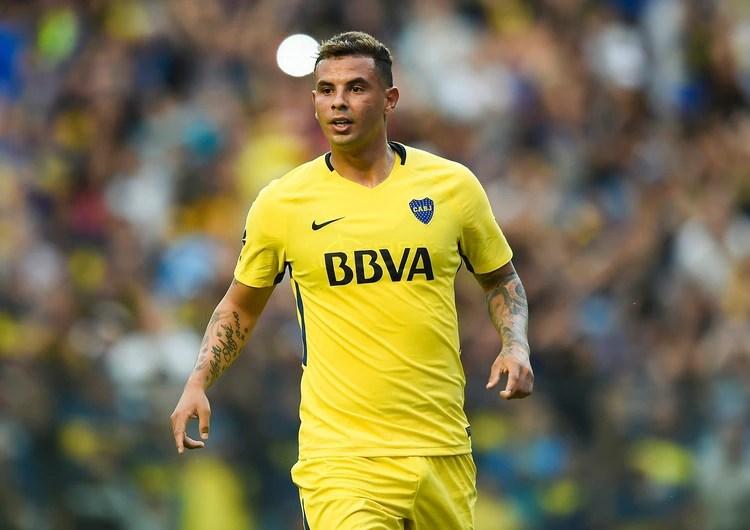 El colombiano de 26 años se fue como campeón de la última Superliga (Getty)