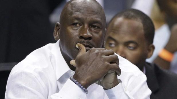 Michael Jordan eligió el mejor quinteto de la historia de la NBA y habló de su rol de abuelo y sobre cómo se manejan los deportistas en la actualidad (AP)