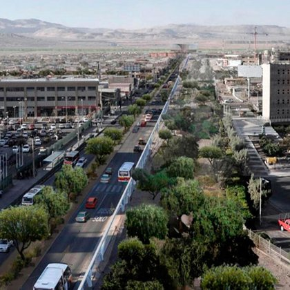 La ciudad de Calama está ubicada al norte de Chile, una comuna cuyos principales ingresos se deben a la industria de la minería