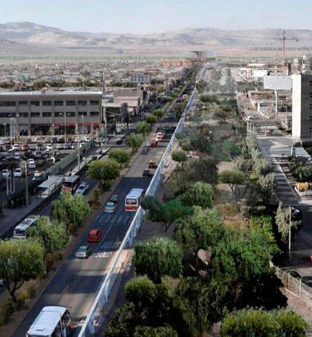 Calama es una ciudad ubicada al interior de la región de Antofagasta, a casi 1.500 kilómetros de Santiago, la capital