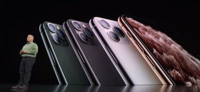 El iPhone 11 Pro tiene pantalla Oled Super Retina.