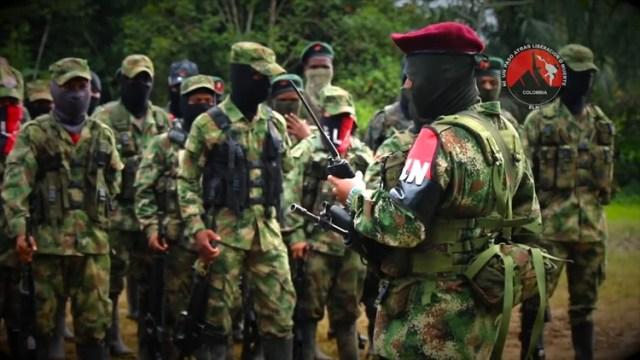 El ELN es la estructura más grande con cerca de 4 mil hombres armados y en redes de apoyo.
