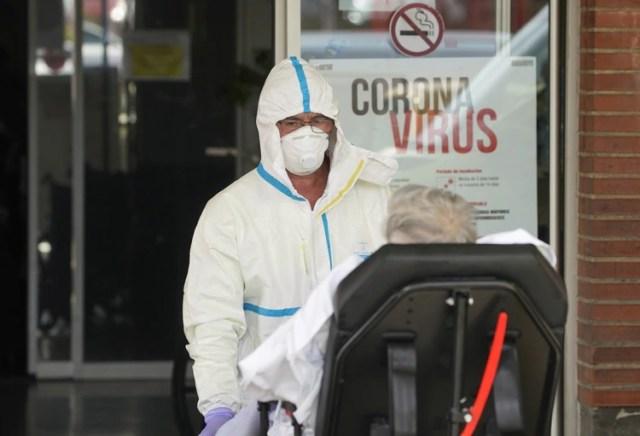Tras el aislamiento de Wuhan, Shi publicó un artículo para dar base científica a la versión de las autoridades chinas sobre el origen del nuevo coronavirus. (REUTERS/Juan Medina)