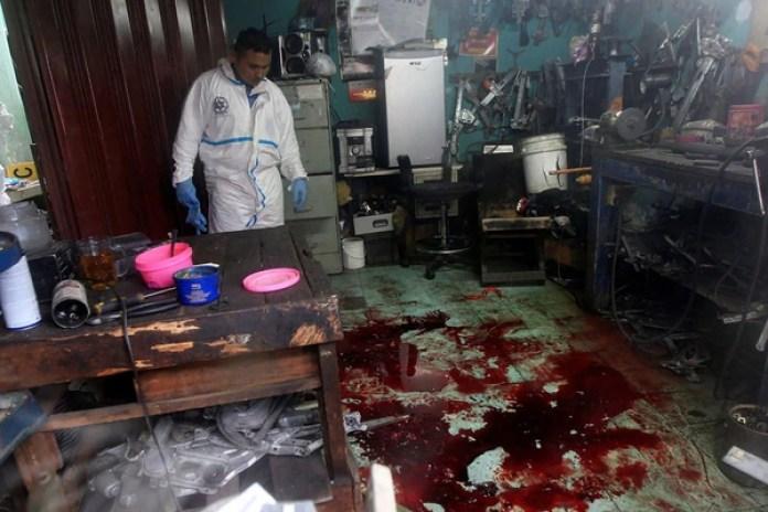 4) Distrito Central, Honduras (Reuters)