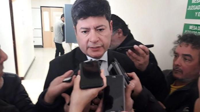 Francisco Ibarra, abogado del actual gobernador Melella