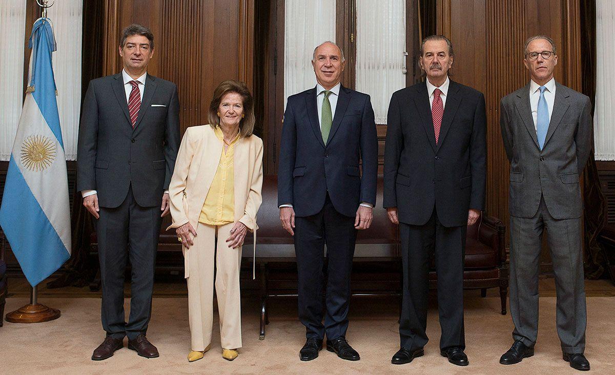 El Máximo Tribunal fue cuestionado por Alberto Fernández, Cristina Kirchner y Axel Kicillof