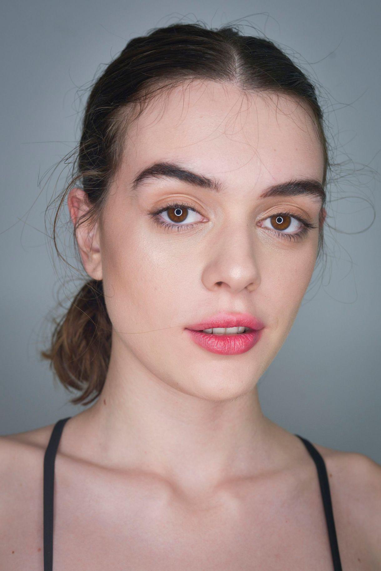 Maquillaje para el desfile de Tramando