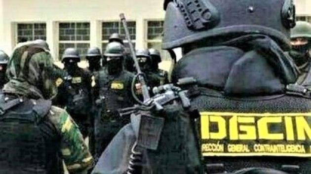 Funcionarios de la DGCIM detuvieron a María José Gualdrón y la trasladaron a Caracas