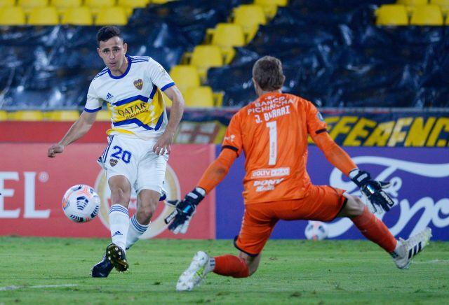 Gonzalo Maroni ha sido convocado por la selección argentina sub-20 (Foto: REUTERS/Marcelo Pin)