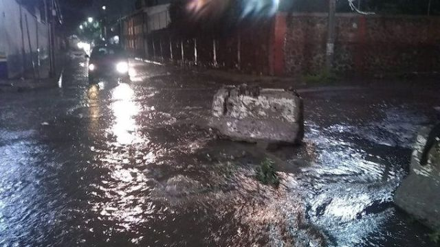 lluvias cdmx
