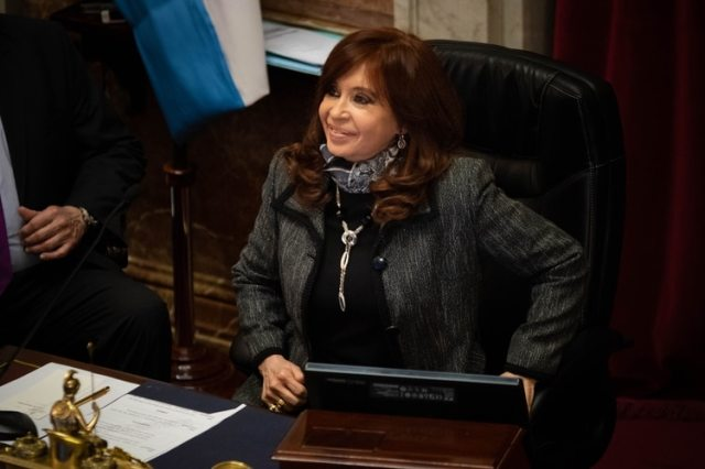 Cristina Kirchner (Franco Fafasuli)