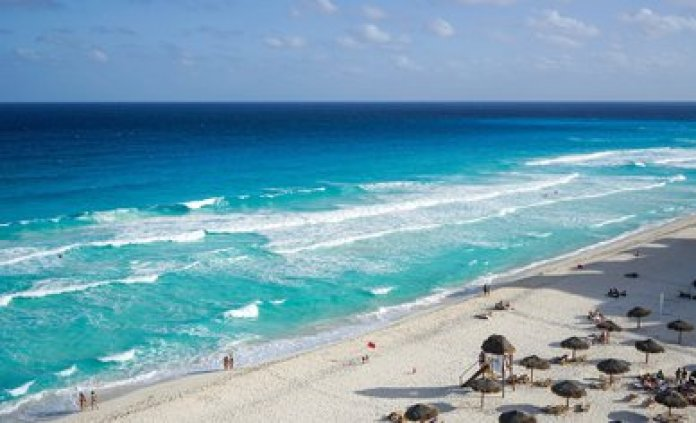 Cancun is one of the most visited places.  (Photo: Pixabay)