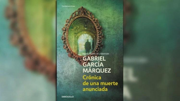 """""""Crónica de una muerte anunciada"""" de Gabriel García Márquez"""
