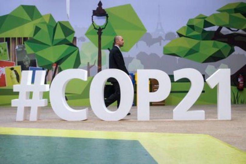 La cumbre de medio ambiente se realizaría en noviembre en Escocia.  Allí tendrá que presentar Estados Unidos su agenda medioambiental global. EFE/Etienne Laurent
