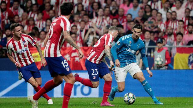 CR7 tiene un duelo particular contra el Aleti por sus derbys de Madrid con el Real (Foto REUTERS)