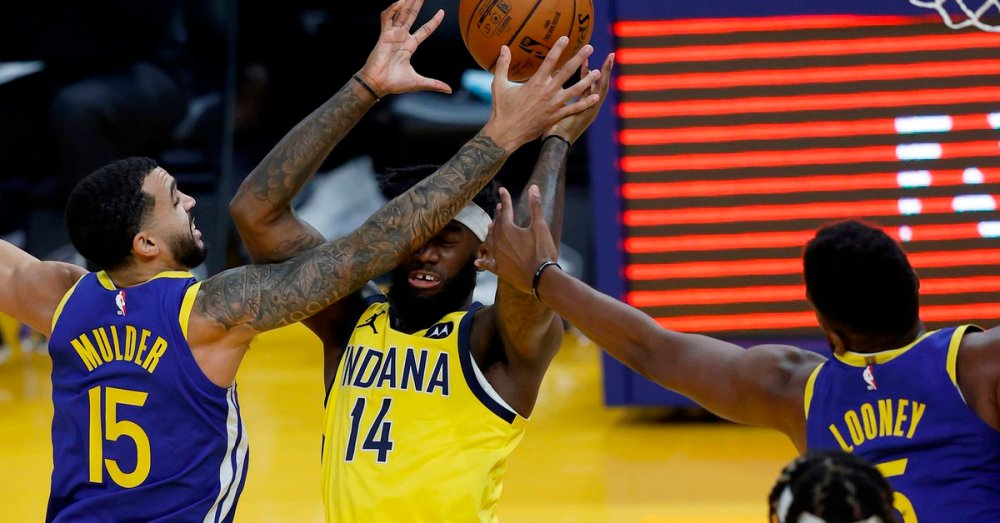 95-104. Turner And Sabonis Assert Their Inner Dominance In Pacers Win - Globe Live Media