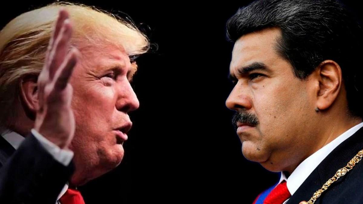 Estados Unidos analiza un posible bloqueo a Venezuela