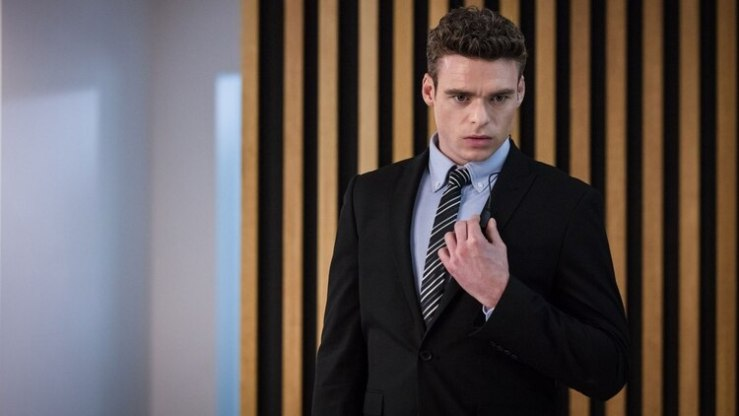 "Richard Madden en ""Bodyguard"""