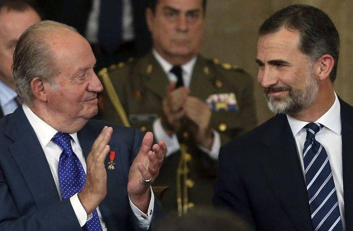 Durante los cinco años que pasaron desde su abdicación a la Corona de España, el Rey ha participado en casi 120 actos, y ha pronunciado 30 discursos. Además realizó nueve viajes internacionales en representación de España (Foto: Archivo)