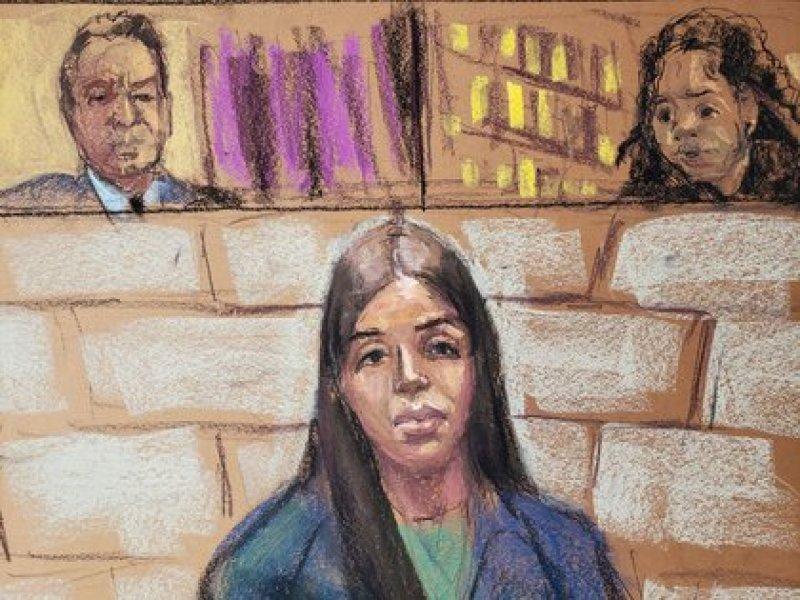 El abogado de Coronel Aispuro, Jeffrey Lichtman, no solicitó fianza para su clienta (Foto: REUTERS / Jane Rosenberg)