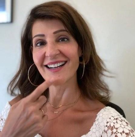 """Nia Vardalos no ha repetido el éxito de """"Mi gran boda griega"""" (IG: niavardalos)"""