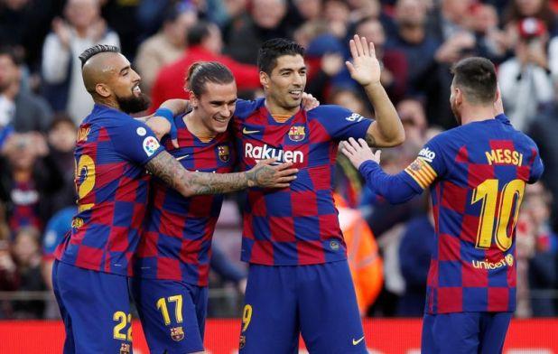 Barcelona visita al Espanyol por la Fehca 19 de La Liga (REUTERS/Albert Gea)