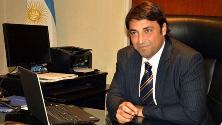 Emiliano Blanco, titular del SPF (Foto: Servicio Penitenciario Federal)