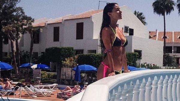 Elisabetta Galimi es actriz, modelo y conductora de televisión