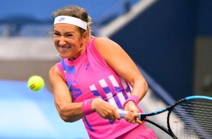 Victoria Azarenka venía de vencer en semifinales a Serena Williams (Robert Deutsch-USA TODAY Sports)