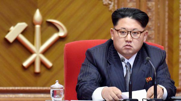 Kim Jong Un, líder supremo de Corea del Norte