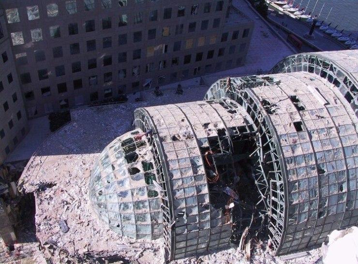 Una de las imágenes encontradas en un CD el pasado junio, a casi 18 años del ataque (Foto: Flickr/Jason Scott)
