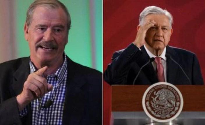 Vicente Fox ha criticado constantemente al gobierno de López Obrador (Foto: Cuartoscuro)