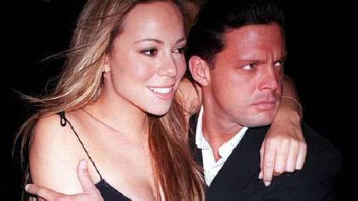 Mariah Carey had a romance with mexican singer Luis Miguel from 1998 to the year 2001