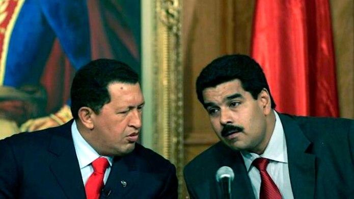 For Rojas Díaz Durán, a Morena faction does not hide his sympathy for Hugo Chávez and Nicolás Maduro (Photo: Archive)
