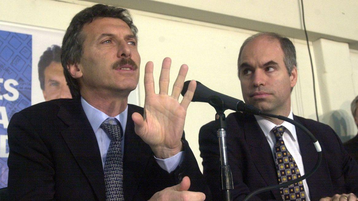 A partir de ser candidato a jefe de Gobierno, por primera vez en 2003, tuvo que mejorar su dicción (NA/Daniel Vides)