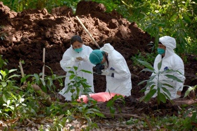 En Jalisco se han encontrado varias fosas clandestinas en los últimos meses (Foto: Cuartoscuro)