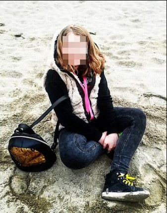 La joven de 15 años resultó gravemente lesionada por traumatismo craneoencefálico (Foto: Especial)