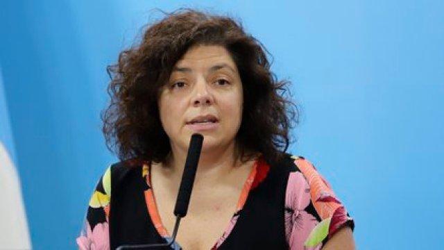 Carla Vizzotti (Foto: NA)