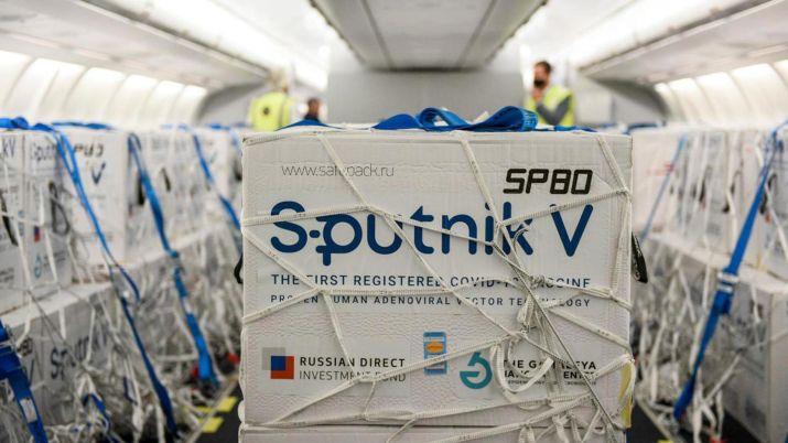 Vacunas Sputnik