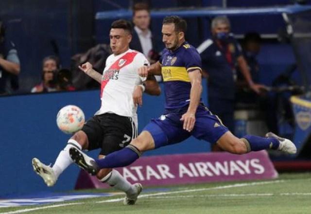 Boca y River volverán a verse las caras por los octavos de final de la Copa Argentina (REUTERS/Alejandro Pagni)