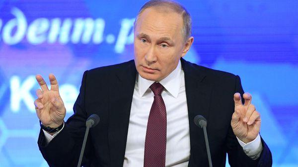 Vladimir Putinfue el principal impulsor de la ley (AFP)