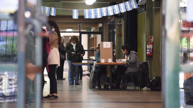 Las elecciones nacionales se llevarán a cabo el próximo 27 de octubre (Franco Fafasuli)