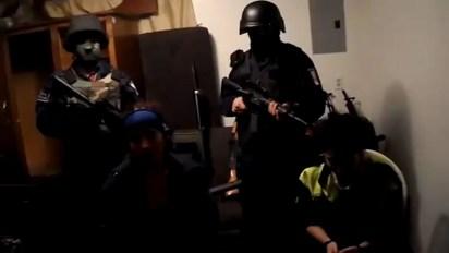 Isabel fue secuestrada junto con su hija y su tía (Foto: captura de pantalla)