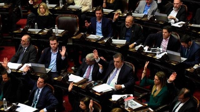 Diputados oficialistas y opositores aprobaron la semana pasada la iniciativa (Maximiliano Luna)