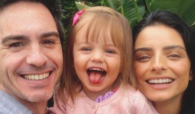 Mauricio Ochmann y Aislinn Derbez siguen teniendo una buena relación y se dividen para cuidar a su hija Kailani (IG: mauochmann)