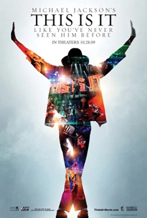 This Is It fue el documental más taquillero de la historia.