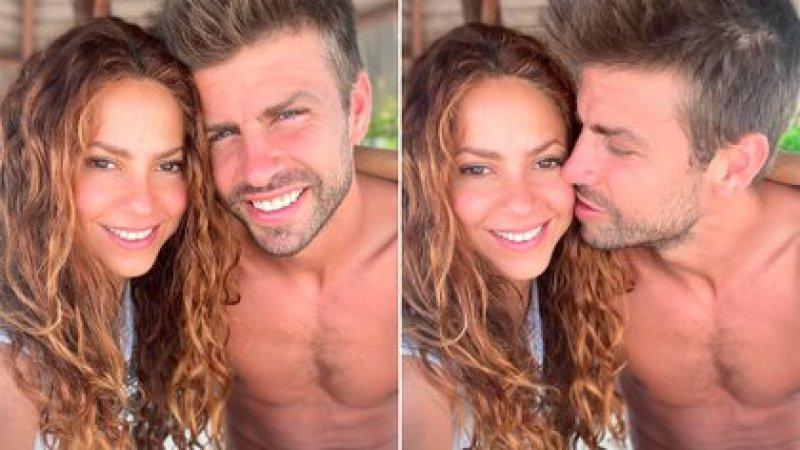 Shakira y Piqué están juntos desde hace 10 años