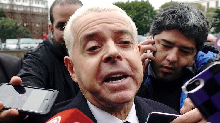 El ex juez Norberto Oyarbide (NA)