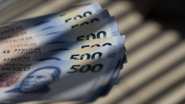 El peso ha tenido altibajos por la tensión con EEUU (Foto: Cesar Rodriguez/Bloomberg)